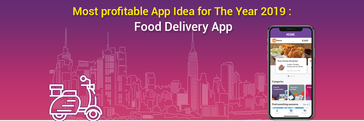 On Demand Food Delivery App Clone