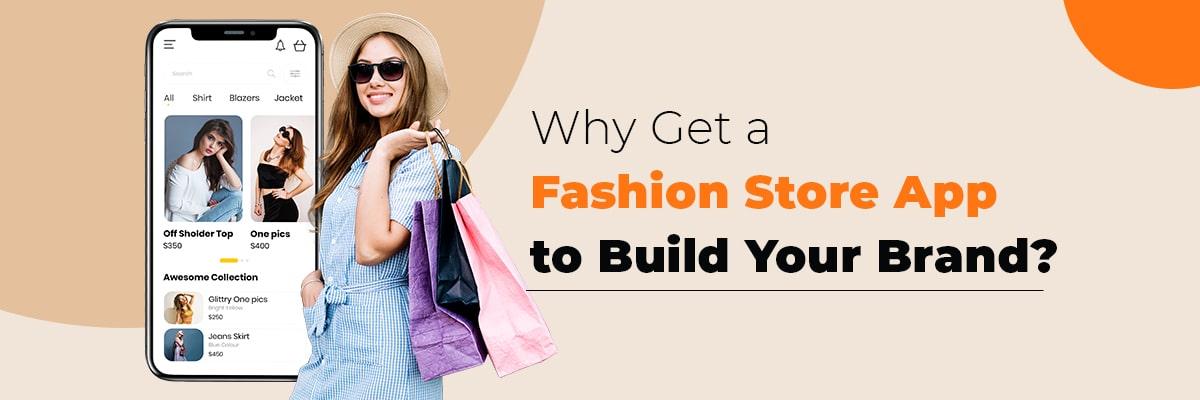 why need fashion brand app