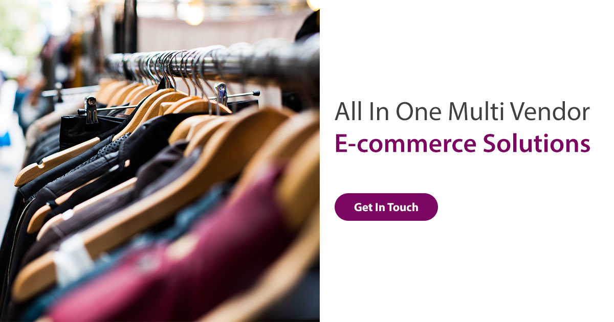 Multi Vendor E-commerce Solutions | Multi Vendor clone script