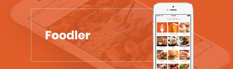 Foodler Food Delivery App