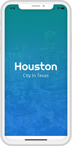Houston Citizen Problem Reporter App