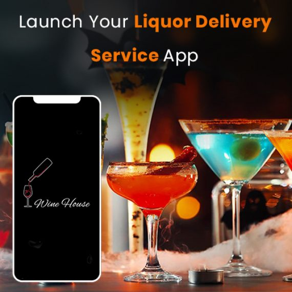 Start an Alcohol Delivery Service App
