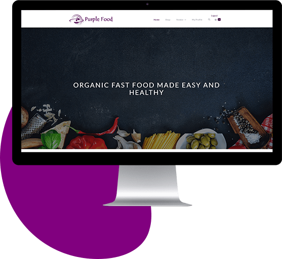 food delivery Front End