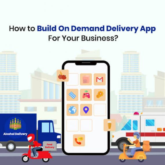 top on demand delivery apps