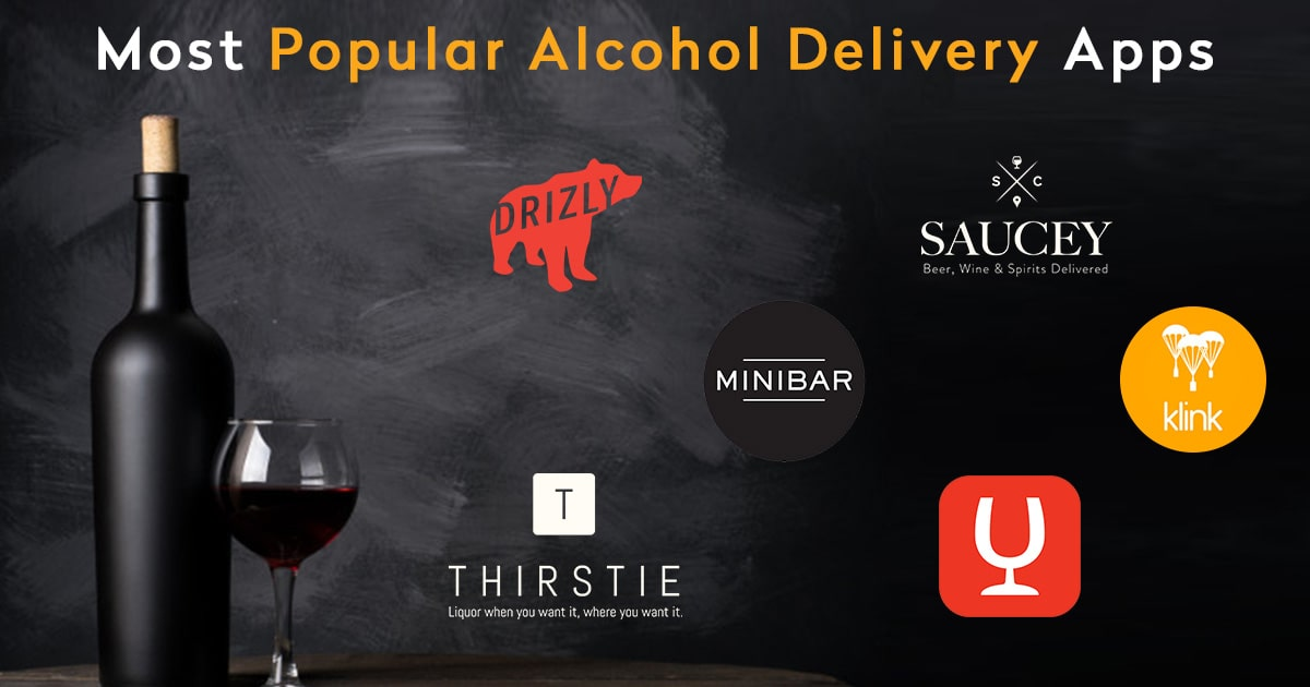 Best Online Alcohol Delivery Services