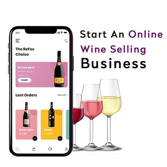 Wine selling business