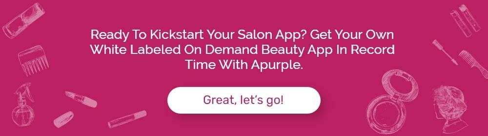 build Uber for beauty app