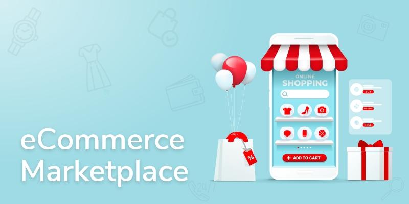 Build Your eCommerce Marketplace App like Amazon