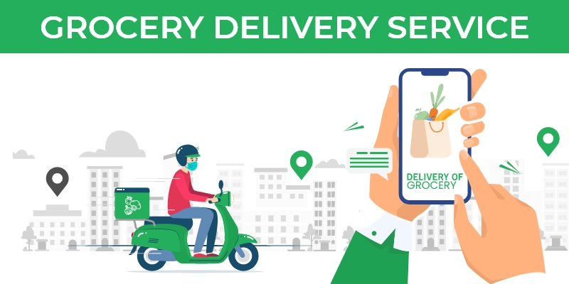 Develop A Grocery Delivery Service Application