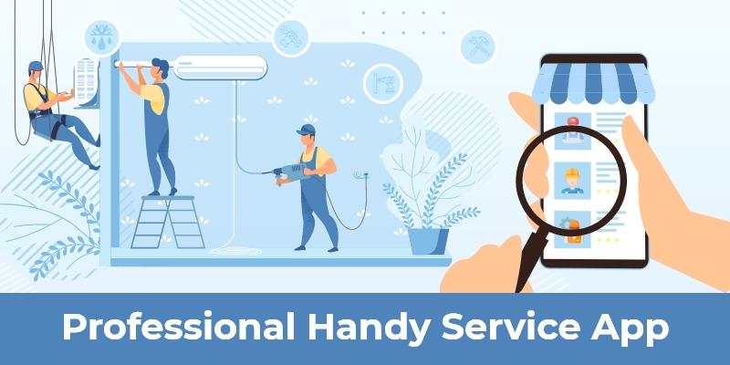 Develop an On-Demand Professional Handy Service App