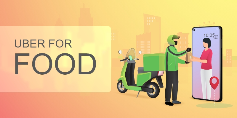 Launch An Uber Eats like Food Delivery Service App