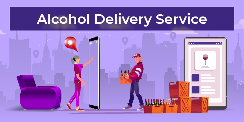 Launch Your On-Demand Alcohol Delivery Service App