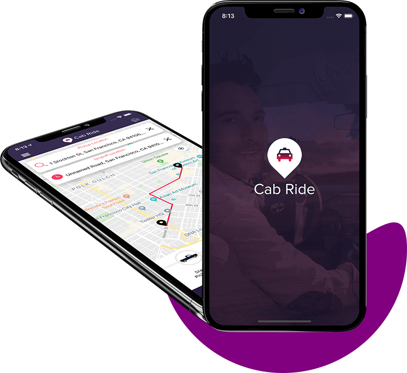 cab ride play store