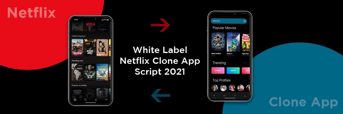Netflix Clone App Script